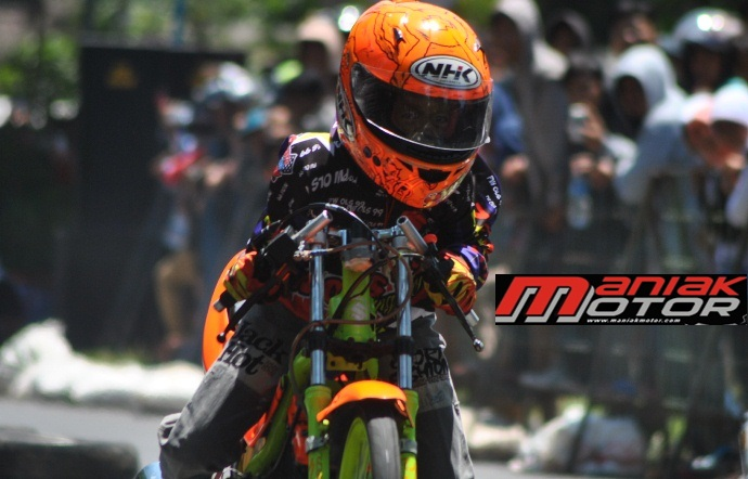 Drag Bike 2015; Dwi Batank Incar Juara Region Sumatera, Regulasi?