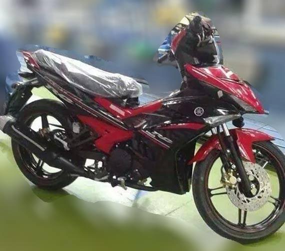 Jupiter MX150 DOHC