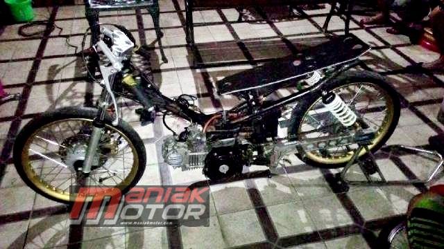 Drag Bike 2015 Vega Zr New Bebek 4t Tu 130 Cc Karya Hawadis