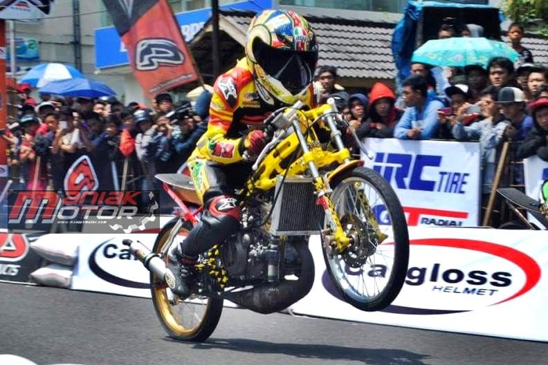 Drag Bike 2016 Ahrs Jelang Boyolali Ninja Abrt Koreksi