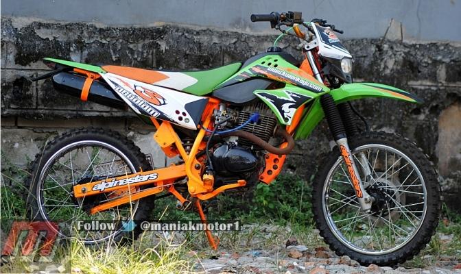 Modifikasi Honda Gl 100 Tangerang Tidak Jual Tampang Berani