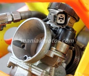 Crankshaft racing 125z