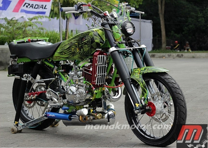 ide modifikasi motor rx king jogja