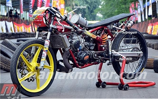 Pertamina Drag Bike Senayan 2013 Oper Gigi Lewat Tombol Mekanis Quick Shifter Di Ktm 250sx Portal Sepeda Motor Dan Seluruh Aspeknya