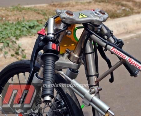 Setting Setang Kemudi Drag Bike Portal Sepeda Motor Dan Seluruh Aspeknya