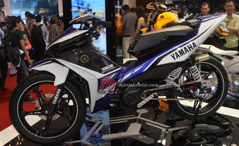 Modifikasi Yamaha All New Jupiter Z1 Jms Tampang Indoprix Portal Sepeda Motor Dan Seluruh Aspeknya