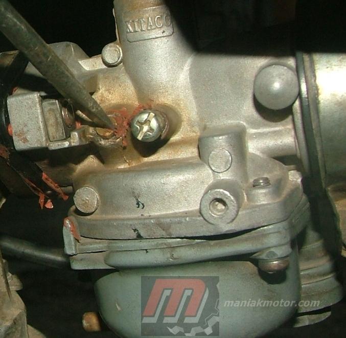 Setting Karburator Motor Pasang Kenalpot Racing Harian Portal
