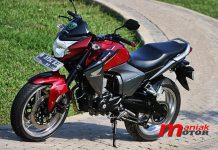 Modifikasi Honda Mega Pro