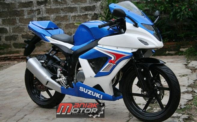 Modifikasi Suzuki Thunder
