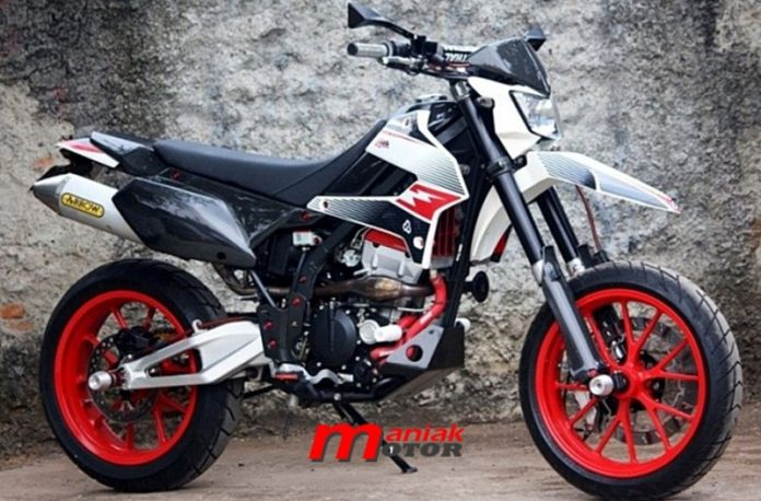 Modifikasi KLX250
