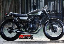 Modifikasi Yamaha Scorpio Tracker