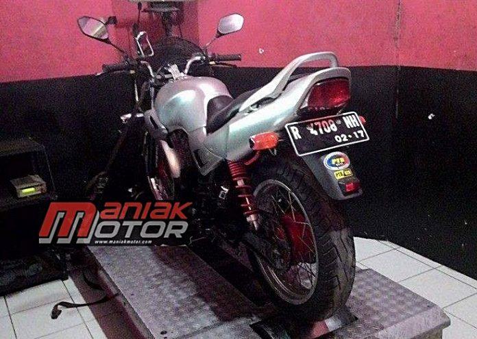 Tips Motor: Komparasi CDI Honda Tiger Buat Kohar, Ada Yang