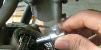 Cara Setel Klep Motor