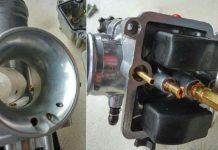 Karburator UMA Racing, Karbu Racing