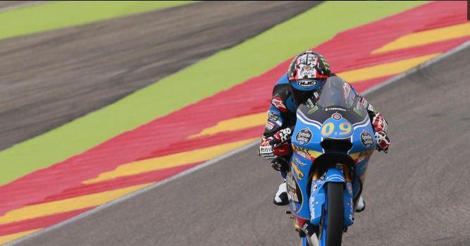 Jorge Navarro Moto3 Aragon
