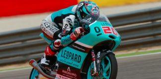 Fabio Quartararo Moto3 Aragon 2016