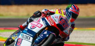 Sam Lowes Juara Moto2 Aragon 2016