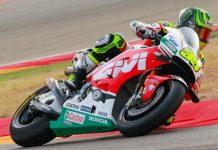 Cal Cruthclow Aragon 2016 FP3 FP4