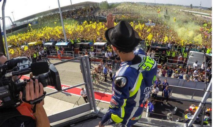 Valentrino Rossi Jelang Aragon 2016