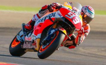 Marc Marquez Pole Position Aragon 2016
