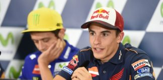 Marc Marquez vs Valentino Rossi jelang Motegi 2016
