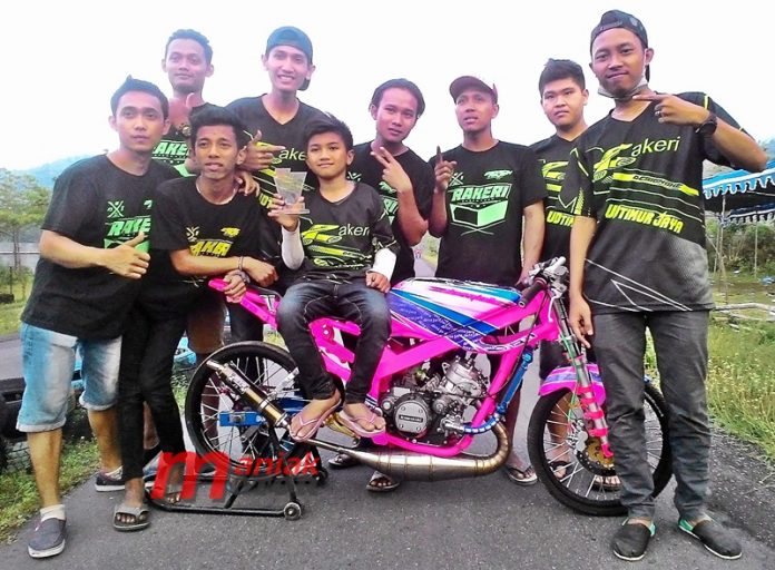 Raffi Kurniawan Drag Bike