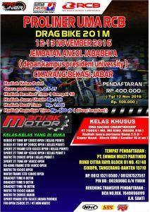 Drag Bike Proliner ManiakMotor.Com