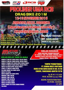 Drag Bike ManiakMotor