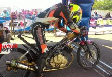 FU 200 Drag Bike Eko Chodox