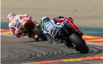 Marquez vs Lorenzo Ducati