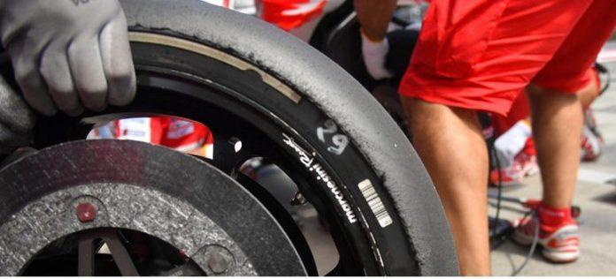 MotoGP Aragon 2016 Michelin
