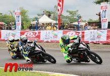 PON XIX, Road Race, Jabar, Tasikmalaya, Jogya, Papua