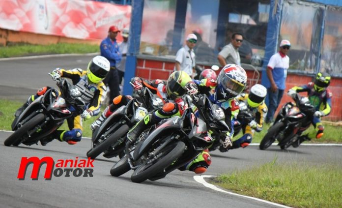 Balap Motor PON Jabar 2016, Jogja Juara