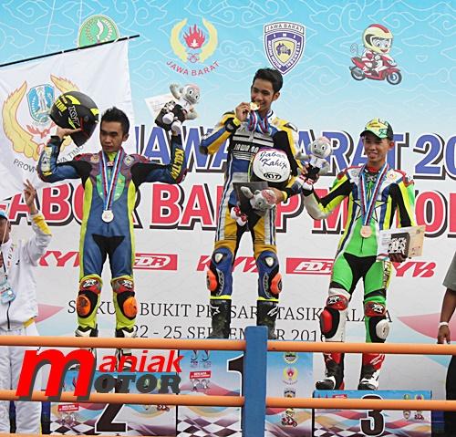 Road Race, PON, Jabar, Andi Salim