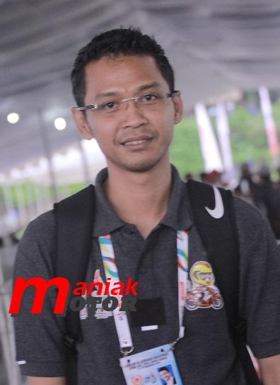 Rio Teguh, Ketua IMI Jabar
