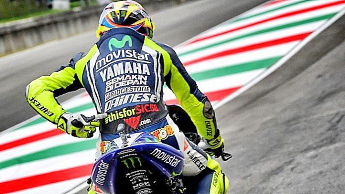 Valentino Rossi Juara 2016