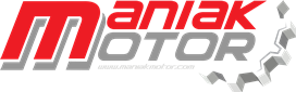 maniak motor logo
