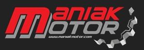 maniakmotor logo
