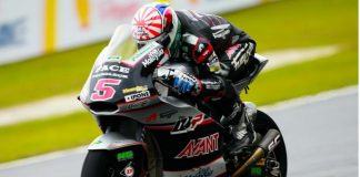 Johann Zarco juara Moto2 2016 di Sepang