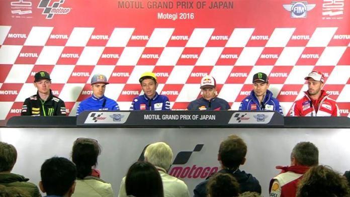 MotoGP 2016 GP Jepang