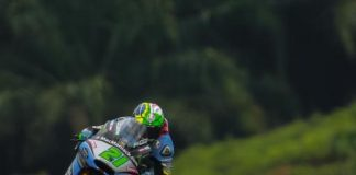 Franco Morbidelli FP2 Moto2 Sepang