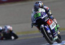 Knalpot R9 di MotoGP, Moto3 R9