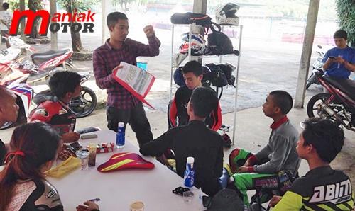 Road Race, sekolah balap, 43 racing, Irwan, Ardiansyah, hendriansyah, Jogya