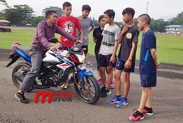 Roaad Race, Sekolah balap, Sentul, Indonesia, VR46, M.Fadli