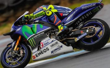 Valentino Rossi Race Autralia 2016, Rossi Q1 Australia 2016