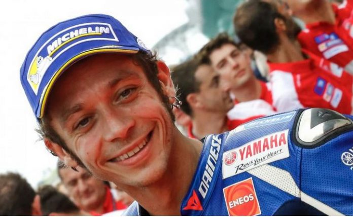 Valentino Rossi Race MotoGP Malaysia 2016