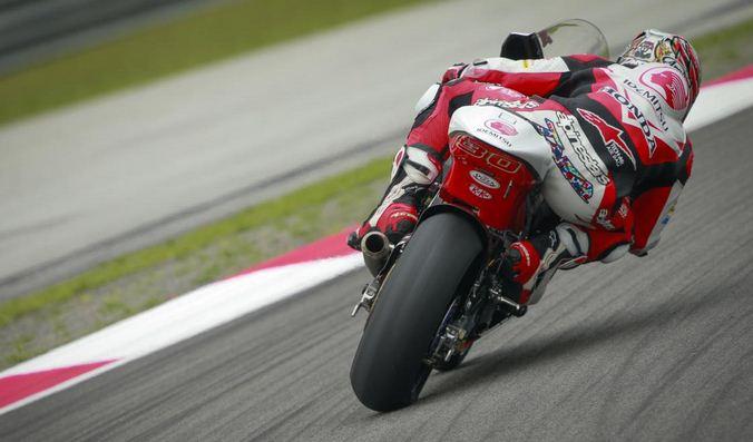 Takaaki Nakagami Sepang Moto2 FP3 2016