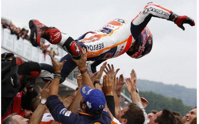 Marquez Juara MotoGP 2016