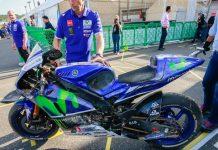 Jorge Lorenzo jatuh di Motegi 2016
