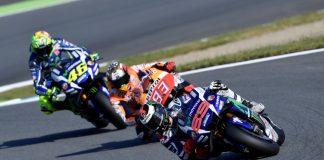 Jorge Lorenzo, Marc Marquez, Valentino Rossi, Juara Dunia MotoGP
